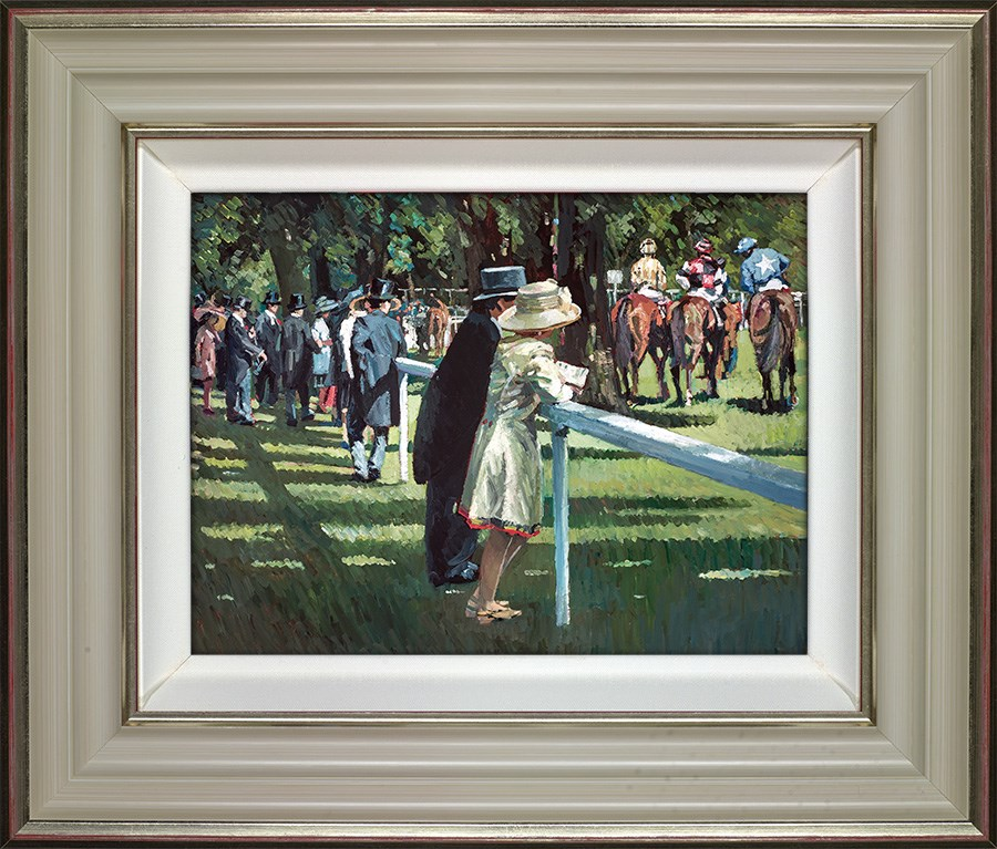 On Parade by Sherree Valentine Daines