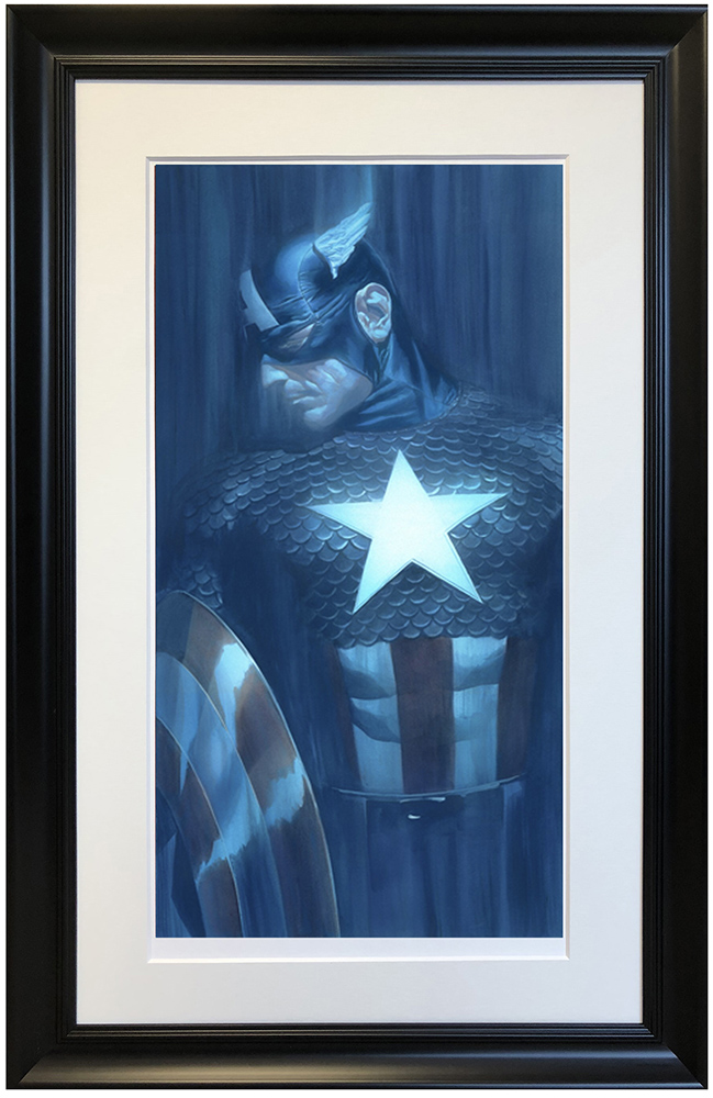 Captain America - Shadows Collection by Alex Ross