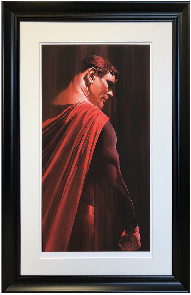 Superman - Shadows Collection by Alex Ross
