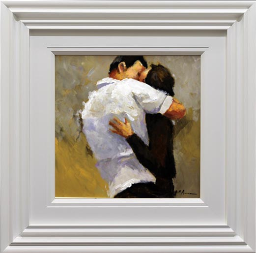the kiss II by frances