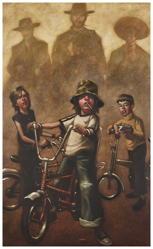 The Good, The Bad & The Basin Cut by Craig Davison