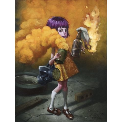 A Riot of My Own by Craig Davison
