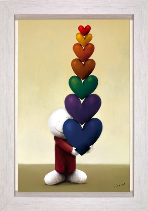 Every Kind of Love framed by Doug Hyde