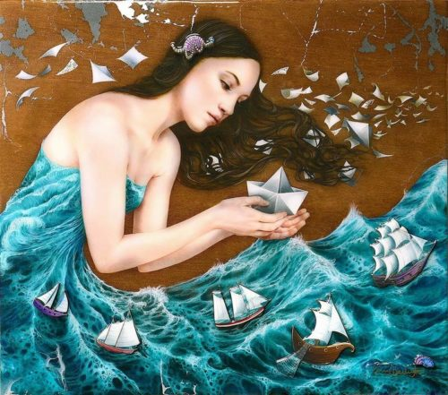 The Paper Boat by Kerry Darlington