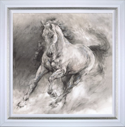 Storm by Gary Benfield framed