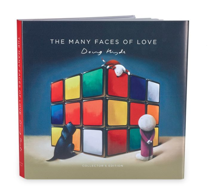 The Many Faces of Love (Book) by Doug Hyde