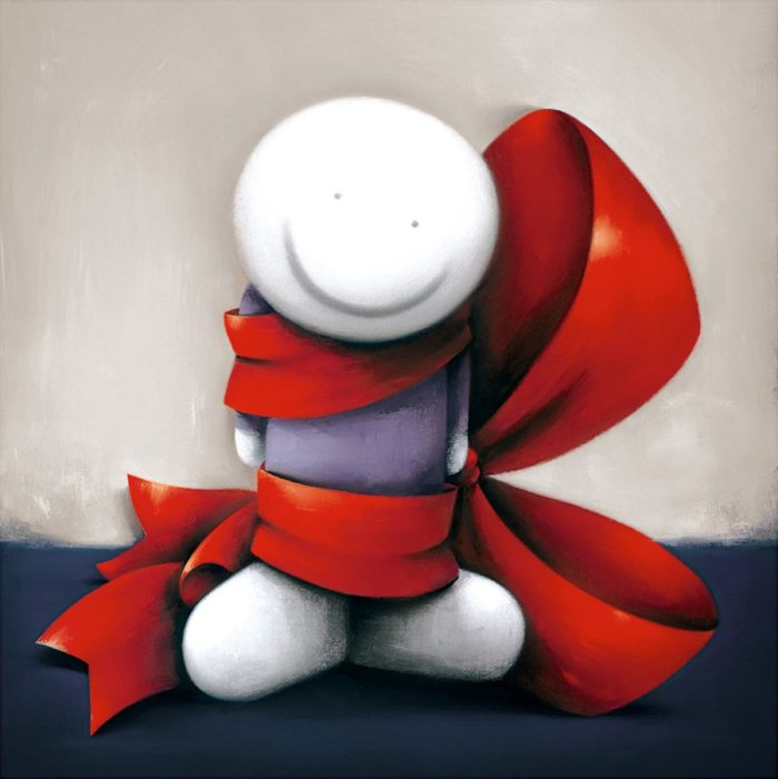 Wrapped in Love by Doug Hyde