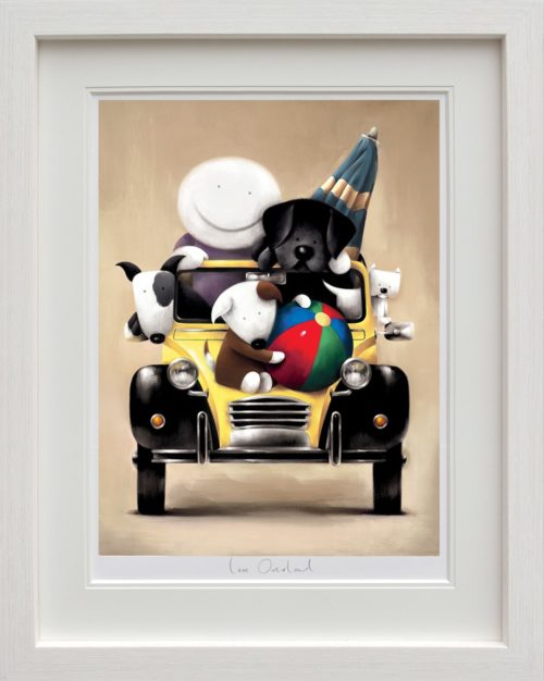 Love Overload by Doug Hyde framed