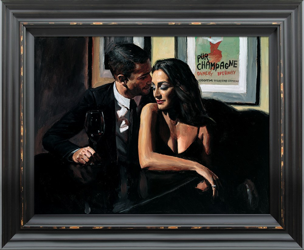 Proposal at Hotel Du Vin by Fabian Perez