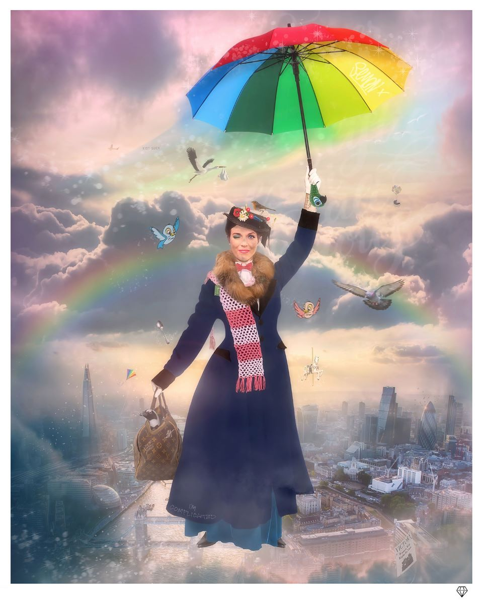 Mary Poppins by JJ Adams