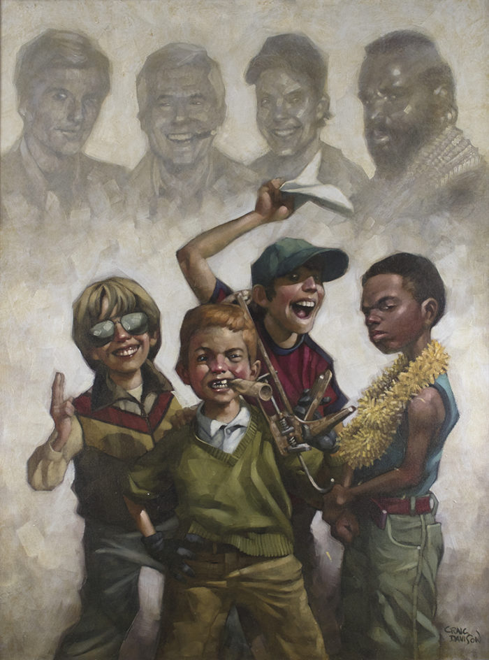 The B-Team by Craig Davison