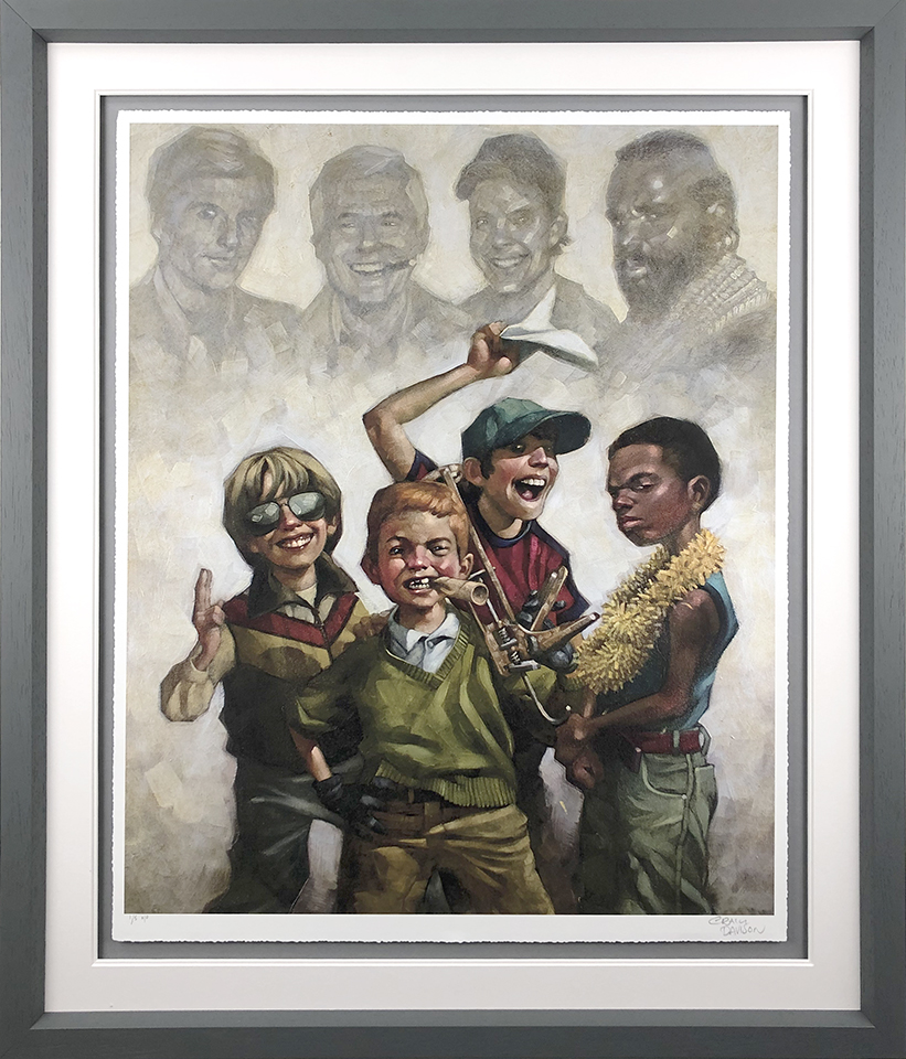 The B-Team by Craig Davison (Paper)
