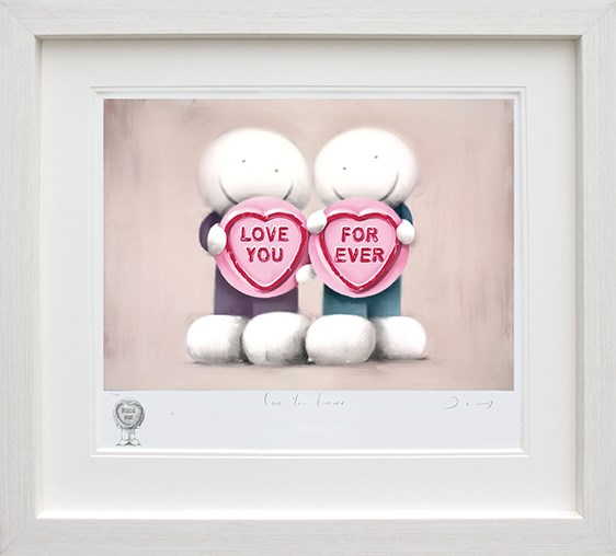 Love You Forever (Remarque) by Doug Hyde