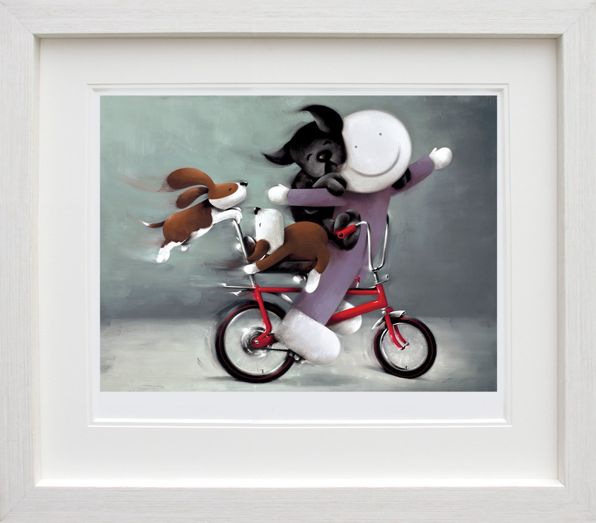 Riding High by Doug Hyde