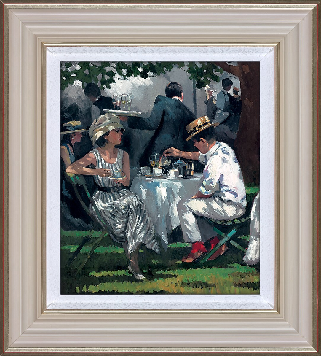 Afternoon Tea by Sherree Valentine Daines