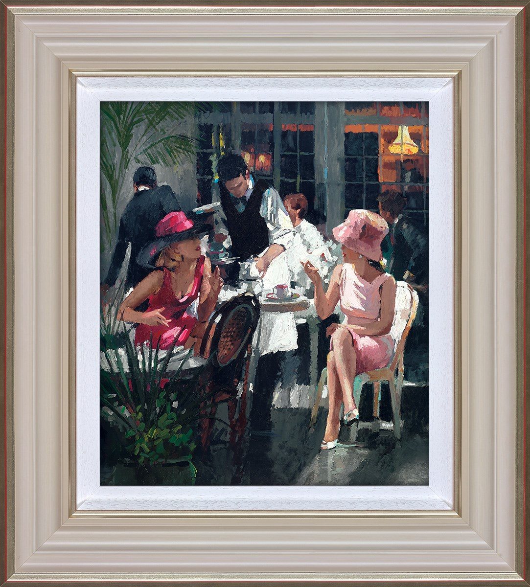 Cafe Royal by Sherree Valentine Daines