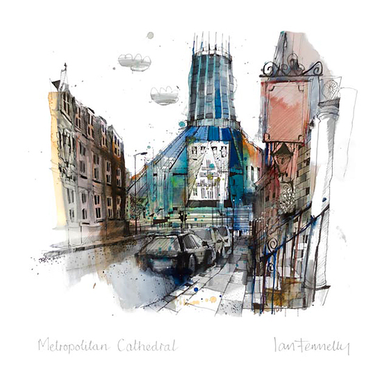 Metropolitan Cathedral by Ian Fennelly