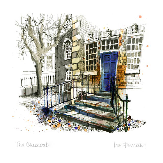 The Bluecoat by Ian Fennelly