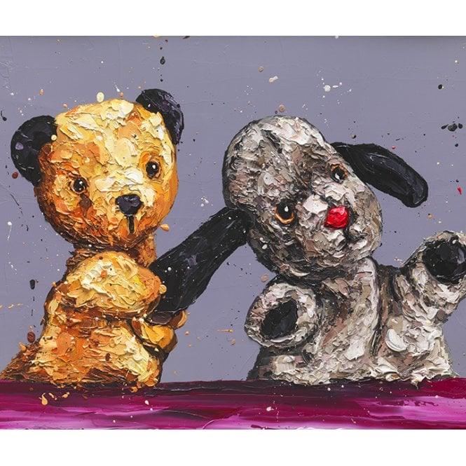 The Sooty Show by Paul Oz