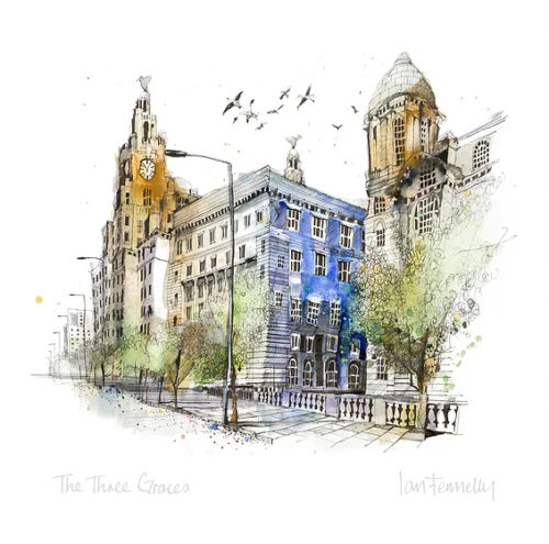 The Three Graces by Ian Fennelly