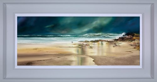 Ocean Quest by Philip Gray framed