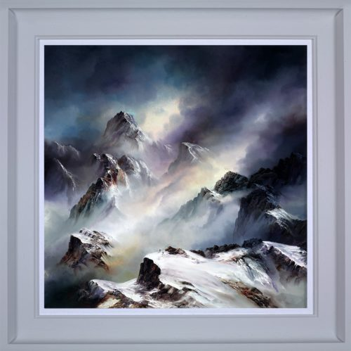 Furthest Reaches by Philip Gray framed