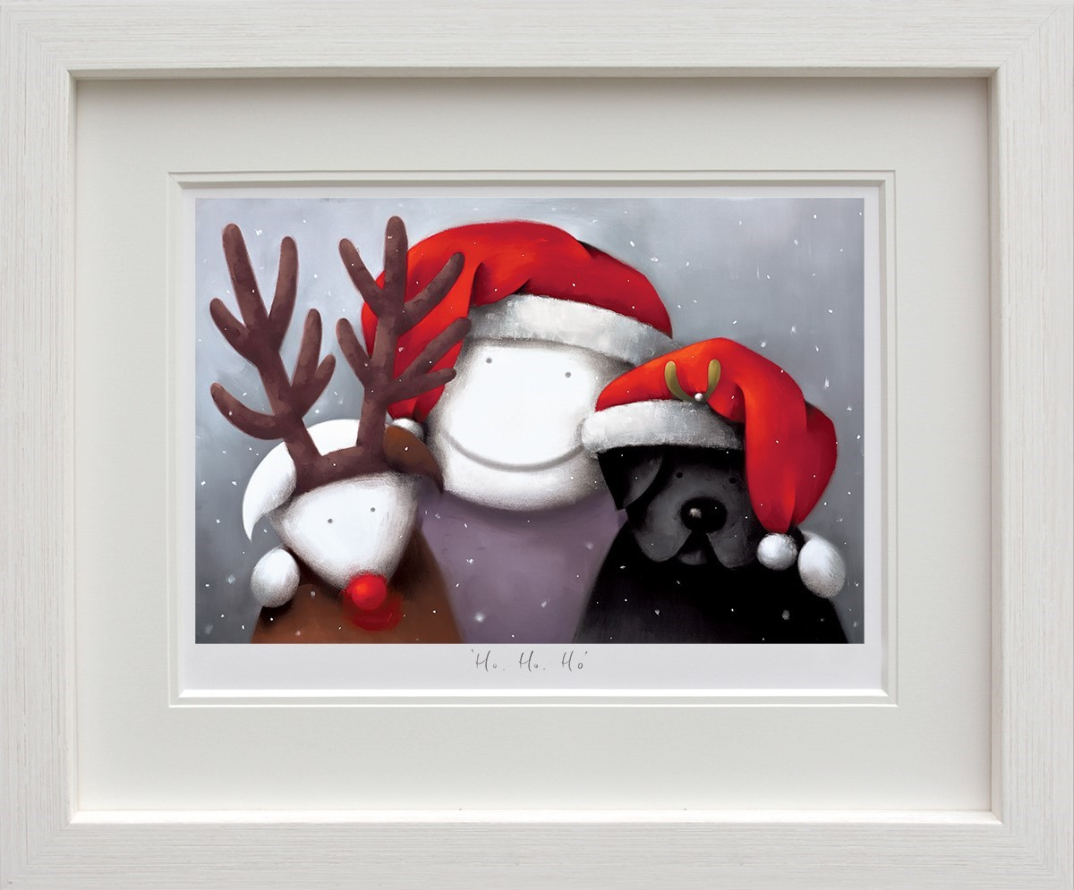 Ho Ho Ho by Doug Hyde