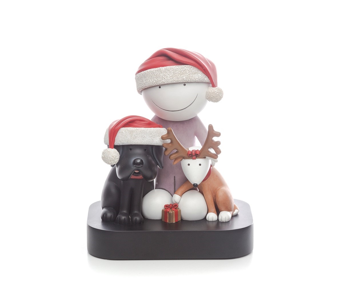 Ho Ho Ho (sculpture) by Doug Hyde