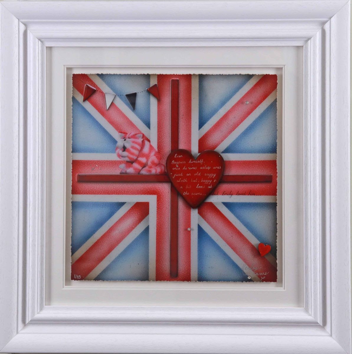 Britannia Bagpuss by Kealey Farmer