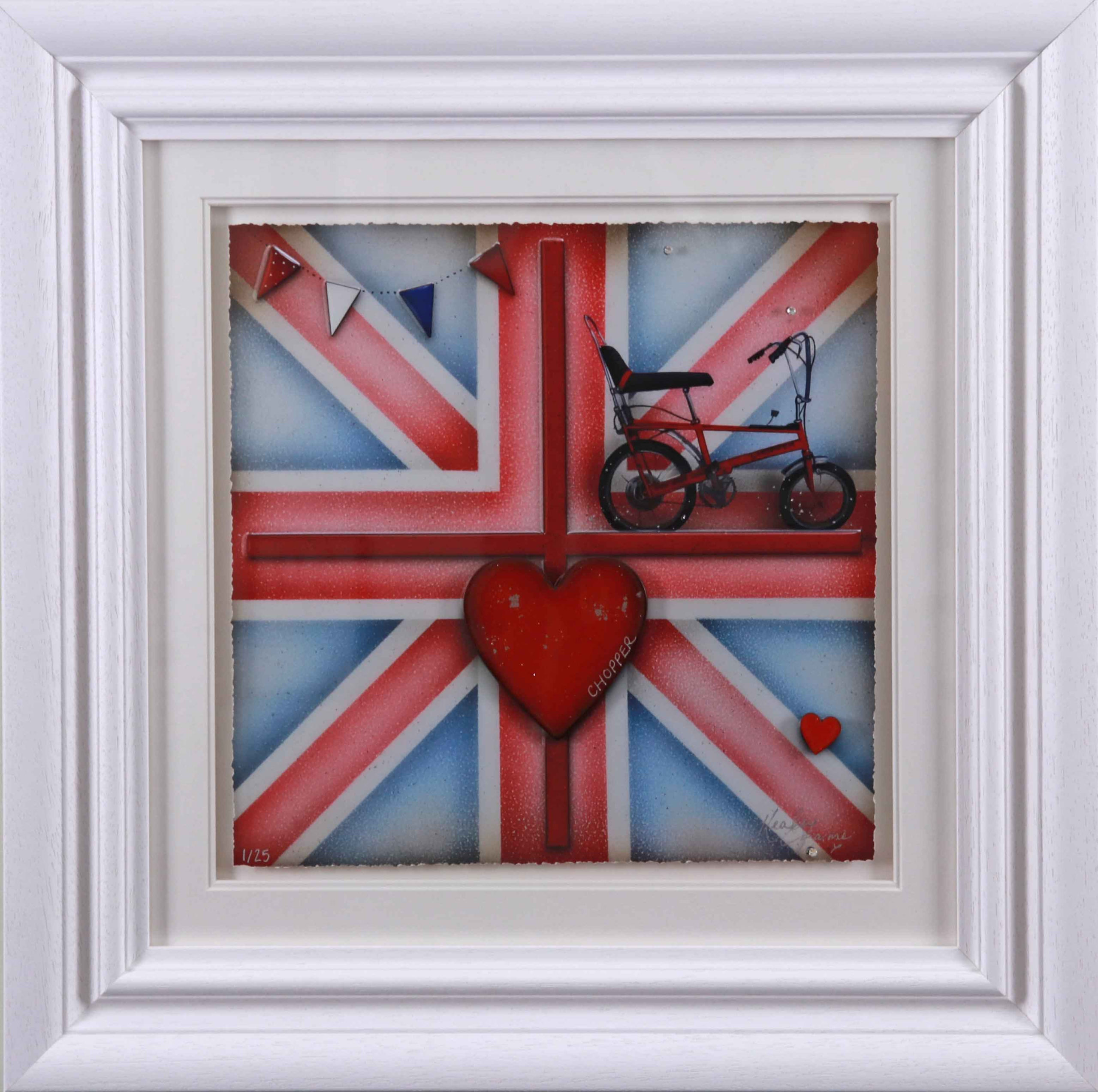 Britannia Chopper by Kealey Farmer