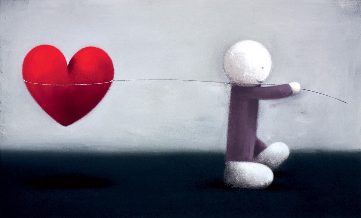 Caught Up In Love by Doug Hyde