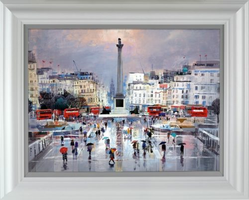 Flair and Square framed by Tom Butler