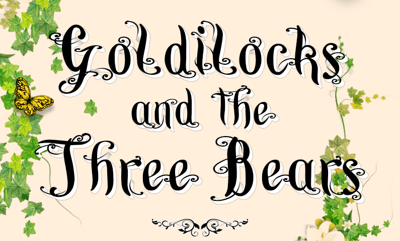 Pre-Order Goldilocks and the Three Bears by Kerry Darlington