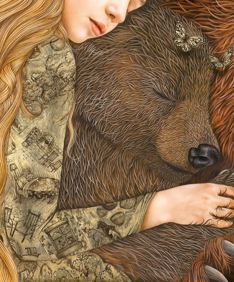 Goldilocks 1 by Kerry Darlington