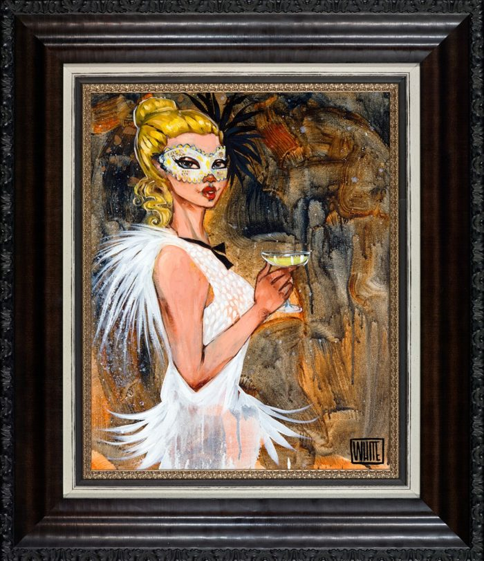 Black Tie Optional framed by Todd White