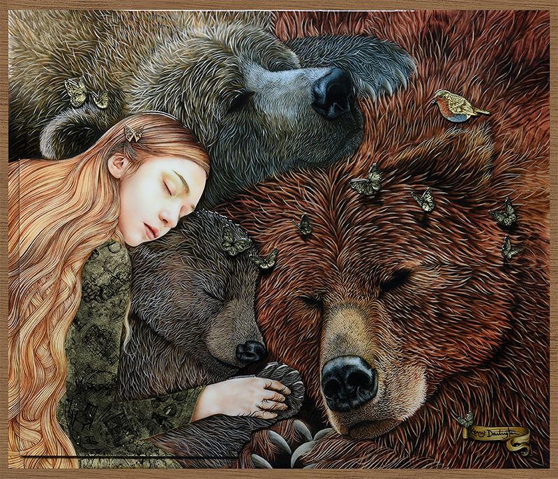 Goldilocks and the Three Bears by Kerry Darlington
