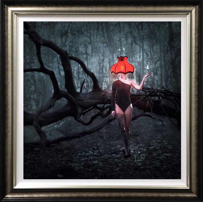 Red Light (Resin Limited Edition) by Michelle Mackie