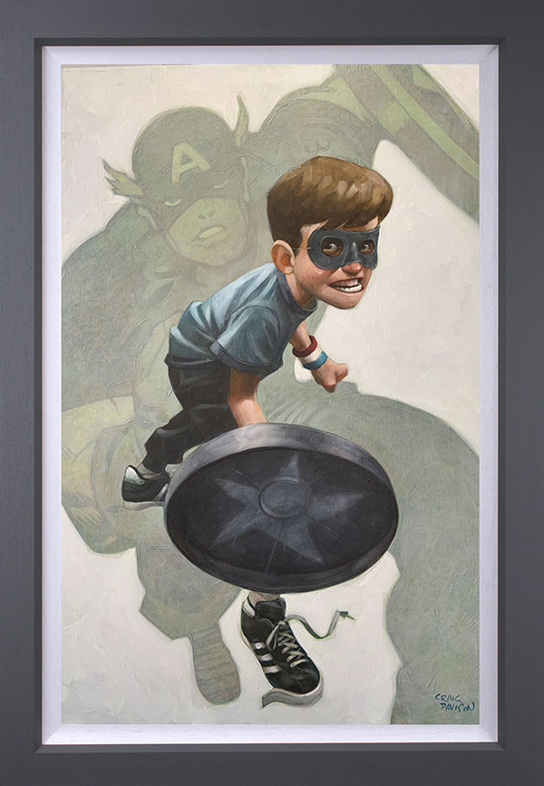 American Dream (Canvas) by Craig Davison