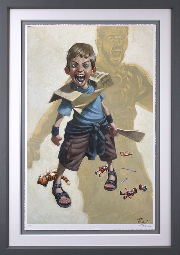 Are You Not Entertained (Paper) by Craig Davison
