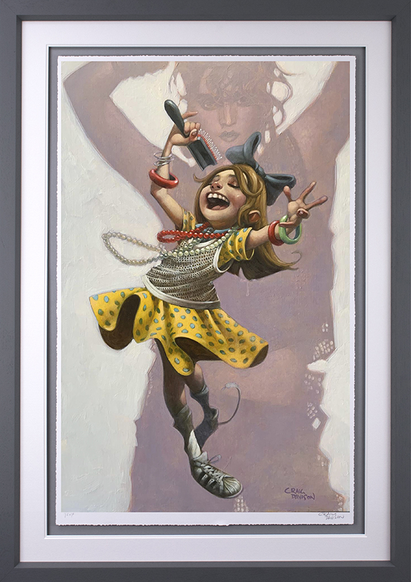 Get Into The Groove (Paper) by Craig Davison