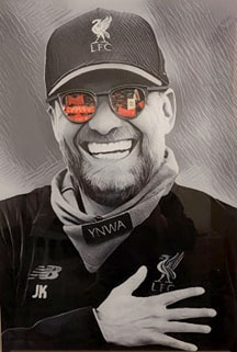 Jürgen Klopp by Paul Johnson