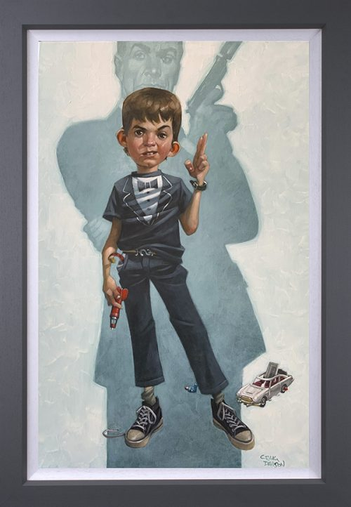 Thunder-Paul (Canvas) by Craig Davison