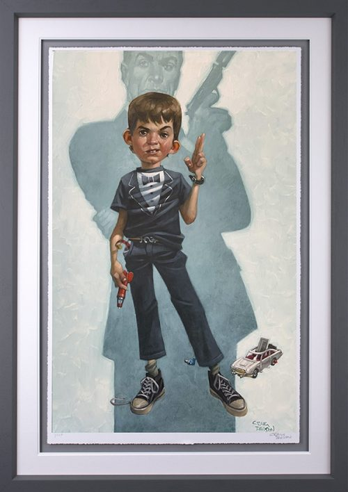 Thunder-Paul (Paper) by Craig Davison