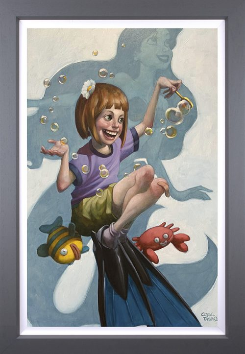 Under The Sea (Canvas) by Craig Davison