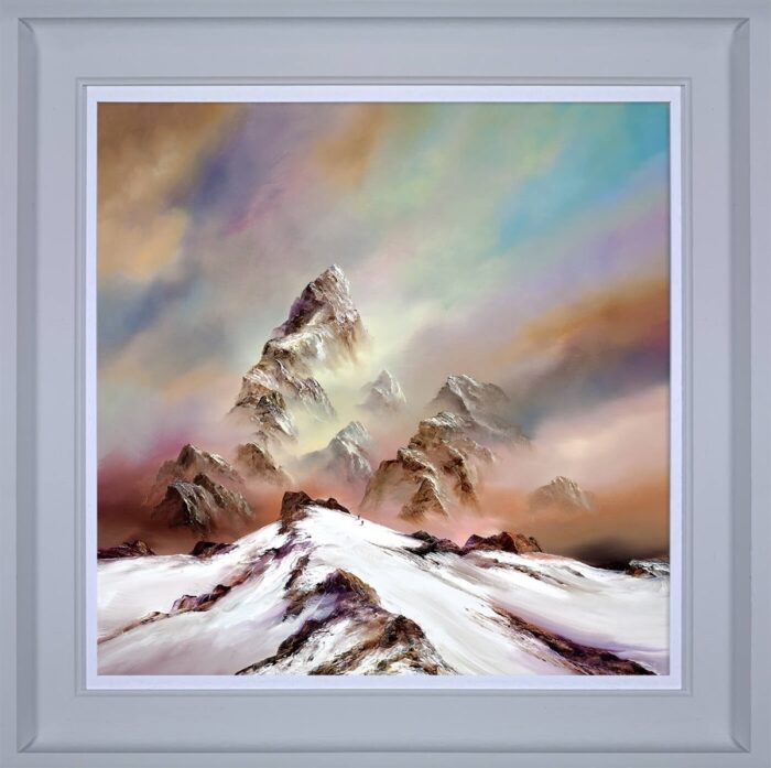 Reach for the Skies by Philip Gray framed