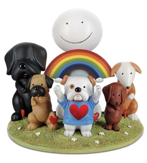 Thank You (Sculpture) by Doug Hyde