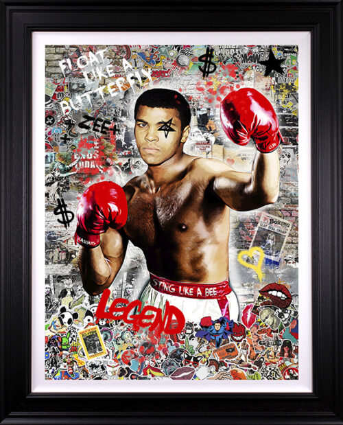 Legend (Canvas) by Zee