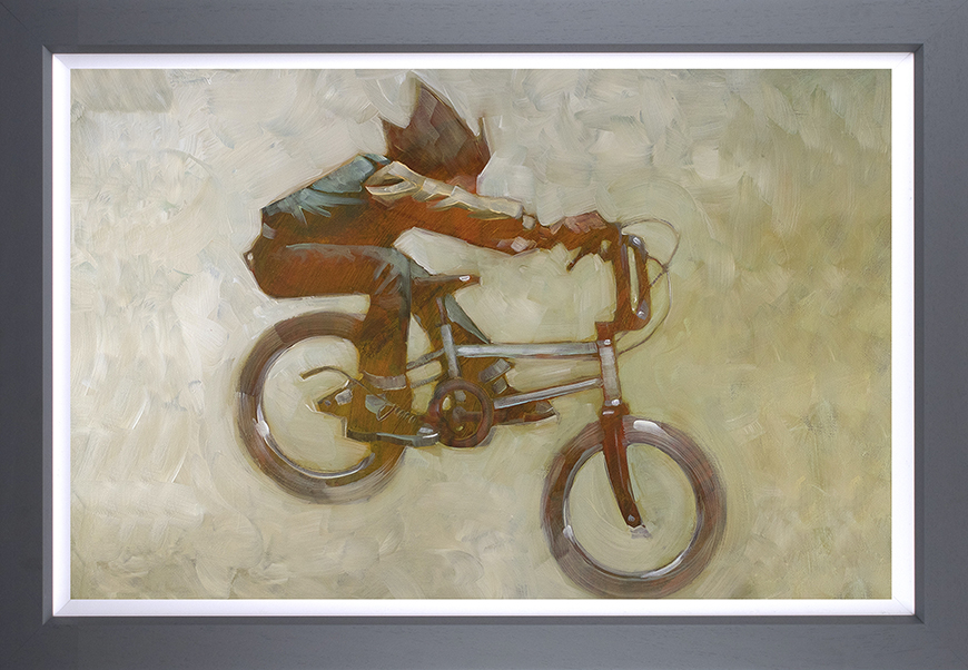 Big Air (Canvas) by Craig Davison