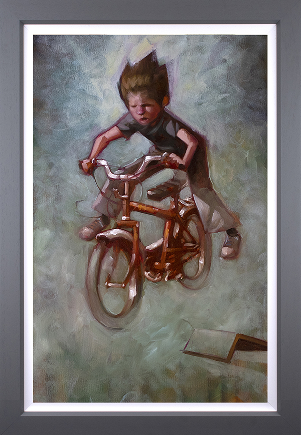 No Foooter (Canvas) by Craig Davison