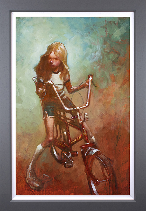 Roam the Chrome (Canvas) by Craig Davison